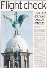 Liver building inspection press article