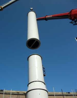Industrial Chimney Design, Manufacture & Installation: Image 6