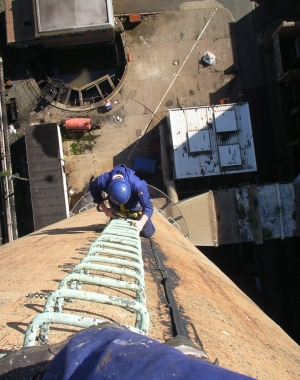 Industrial Chimney Inspection & Reporting: Image 1