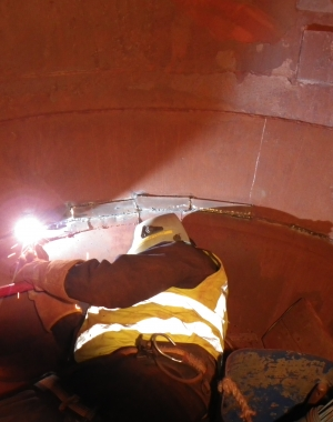 Industrial Chimney Maintenance & Repair: Image 3